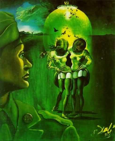 Salvador Dalí: Die Aktion gegen Geschlechtskrankheiten